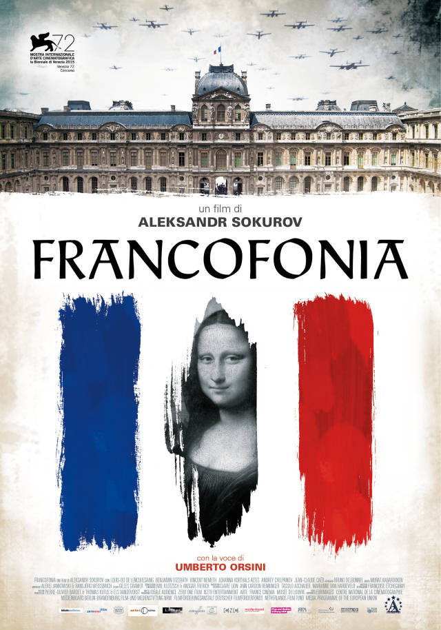 Francofonia_poster_ita